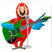 Talking & Singing Parrot