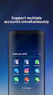 Parallel App – Multiple accounts & Two face App Download For Android 3