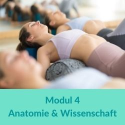 Restorative Yoga Modul 4