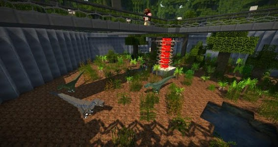 Jurassic Craft: Blocks Game screenshot 11