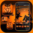 Halloween Dark Night Launcher Theme apk
