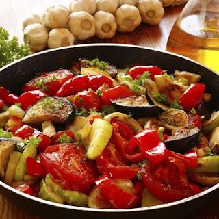 Mediterranean Summer Vegetables