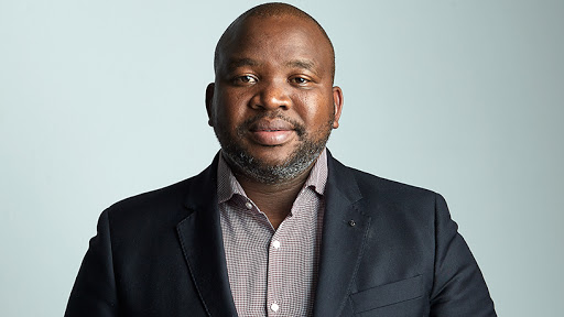 President Ntuli, managing director for South Africa of Hewlett Packard Enterprise.