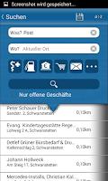 Screenshot of Storehours