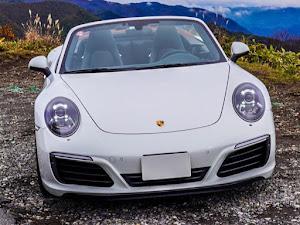911 991H2 carrera S cabrioletのカスタム事例画像 Paneraorさんの2020年10月26日21:22の投稿