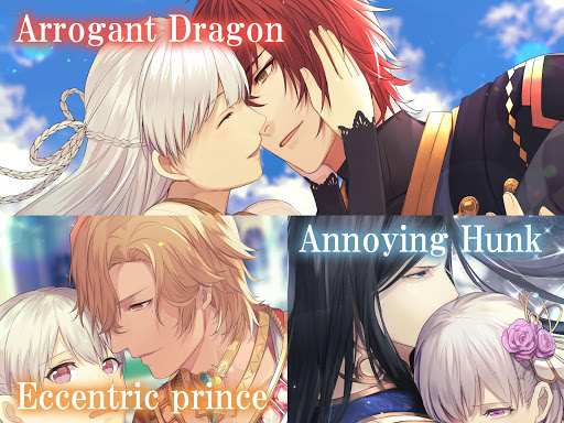 The legendary love story | Otome Dating Sim game - screenshot