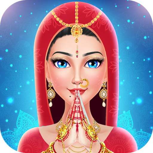 Indian Girl Makeup And Dressup : Wedding Makeover (game)