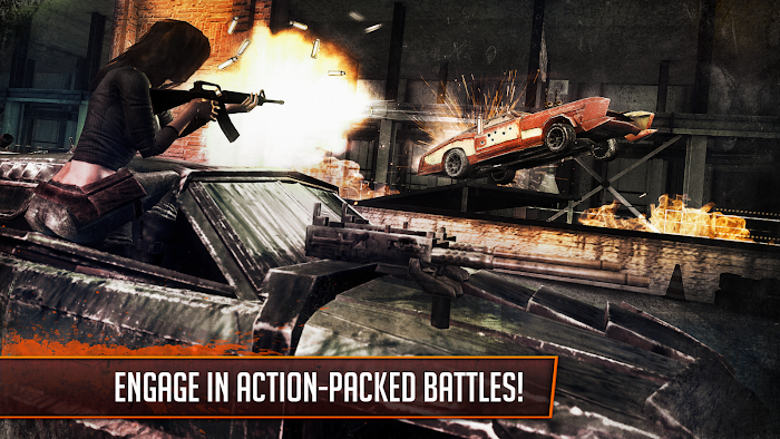 Death Race: The Game!  - Imagem de tela