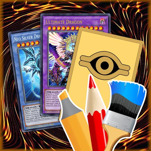 Card Maker for YugiOh Duel TCG (app)