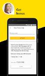 screenshot of maxim — order a taxi