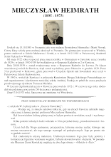 Photo: Heimrath Mieczysław