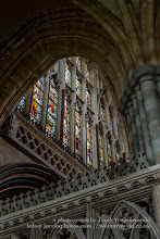 Photo: Exeter Cathedral arches. Captured @ Exeter, Devon, England, United Kingdom