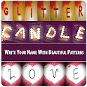 Names Designer - Write your name with candle icon