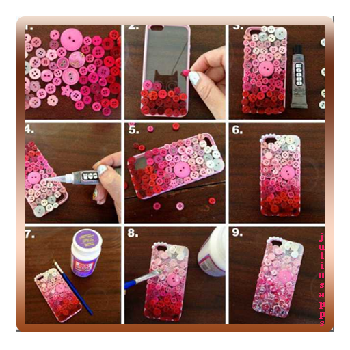 DIY Phone Case Ideas Android APK Download Free By Juliusapps