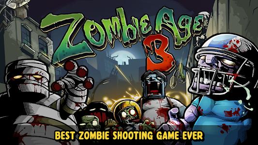 Zombie Age 3: Shooting Walking Zombie: Dead City 1.3.5 (Mod)