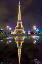 Photo: Eiffel Twins, Paris, France