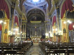 Photo: 13.10.08La Valette : église St Paul le naufragé, messe d'ouverture du pélé