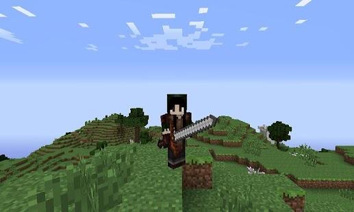 Mod Swords for MCPE - náhled