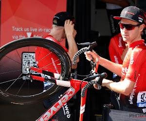 """Australische renner loopt griezelige blessure op: """"Het is zo pijnlijk als je denkt"""""""