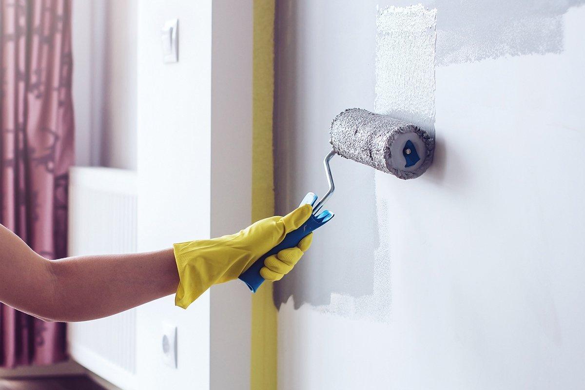 Как подготовить стені к покраске - Farbaservice