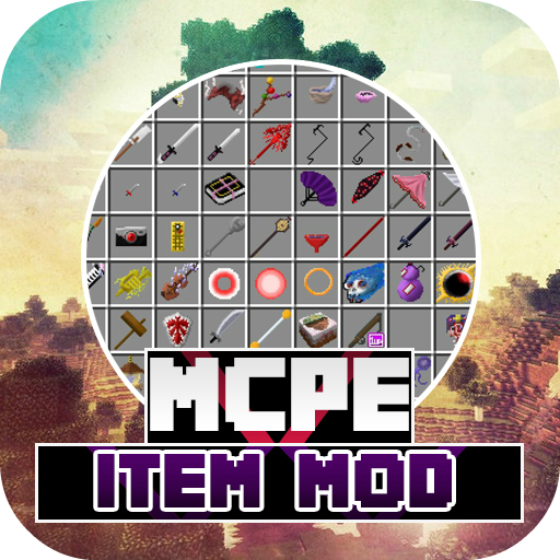 More+ iTem Mod For MCPE