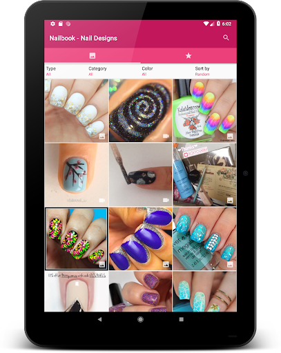 Nailbook ud83dudc85 Nail Designs & Nail Art 2018 1.97 screenshots 8
