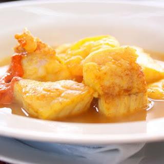 Fish Stew (Bouillabaisse).