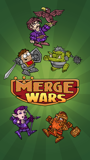 Merge Wars - Idle Hero Tycoon apkmind screenshots 24