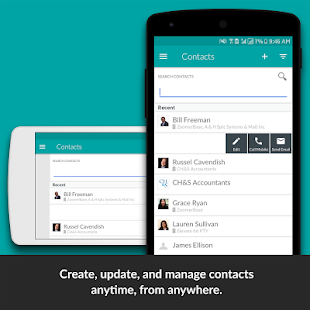 WORKetc CRM + Projects + More- screenshot thumbnail
