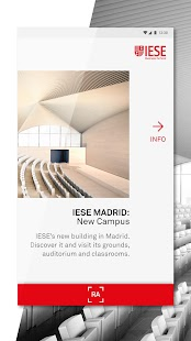 IESE Madrid Campus - náhled