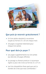 FreePrints Photobooks - Livres photo gratuits- screenshot thumbnail