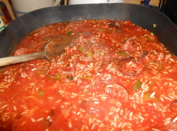 Bring mixture to boil over medium-high heat. Lower to simmer, cover, and cook about...
