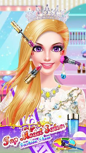 ud83dudc69ud83dudc60Top Model Salon - Beauty Contest Makeover 3.1.5017 screenshots 18