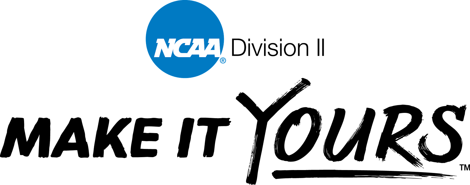 Image result for ncaa division ii logo