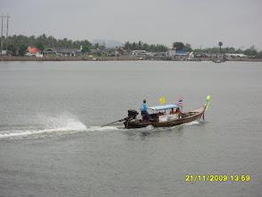 Photo: Fotografiert von der  Strandpromenade an der Klongkha Road  -  Krabi