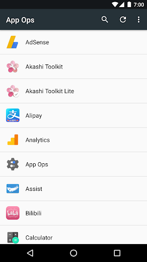 App Ops – Permission manager v0.1.68 build 203 [Unlocked]