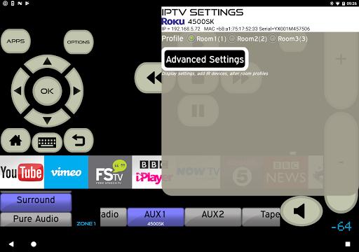 MyAV Remote for Denon & Marantz AV Receivers screenshot 3