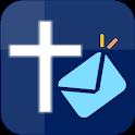 성경 편지 - 매일 성경말씀, 찬송, 기도, 도고기도(중보기도) 커뮤니티 icon