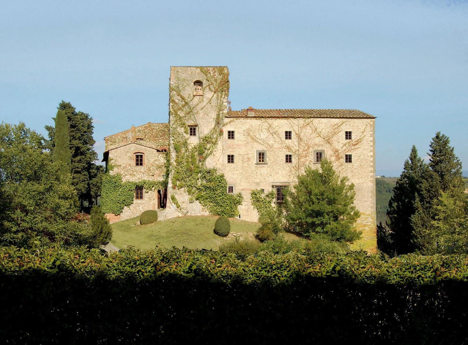 Castello Loggiato_San Casciano Val di Pesa_2
