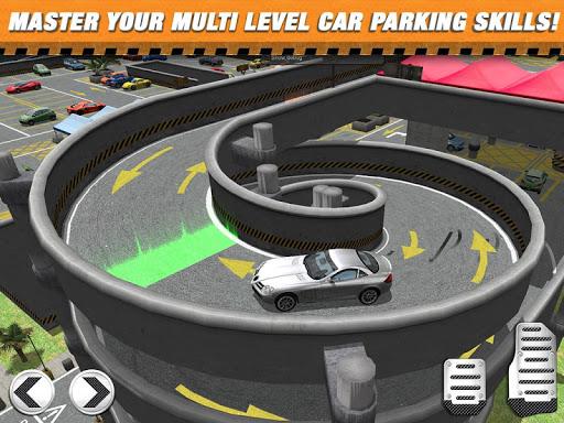 Multi Level Car Parking Game 2  screenshots 10