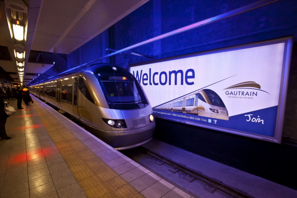Free bus rides for Gautrain commuters as train service cancelled in Pretoria, Centurion this weekend - TimesLIVE