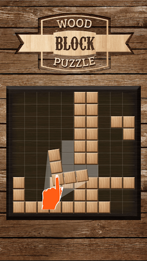Wood Block Puzzle Westerly  captures d'u00e9cran 1
