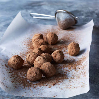 Spiced Chocolate Truffles