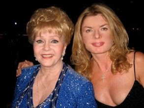 Photo: Adrienne Papp and The Thalians Annual Dinner Party with Debbie Reynolds