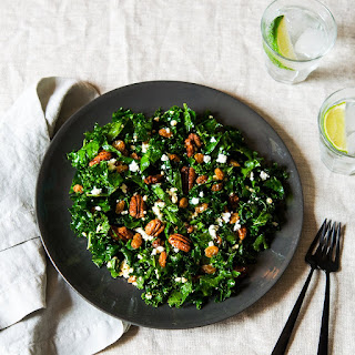 Kale Salad with Farm Fresh Pecans