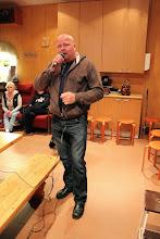 Photo: Illalla laulettiin karaokea.