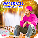 Waterfall Photo Editor icon
