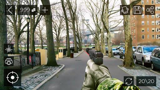 Gun Camera 3D Simulator game (apk) free download for Android