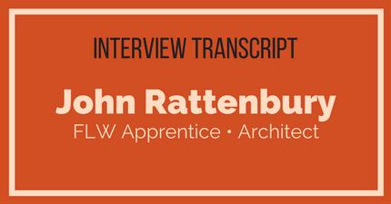 John Rattenbury