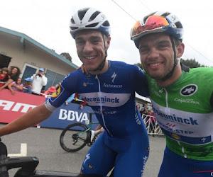 Deceuninck-Quick.Step levert leider in Ronde van Zwitserland, ritwinst voor Luis Leon Sanchez